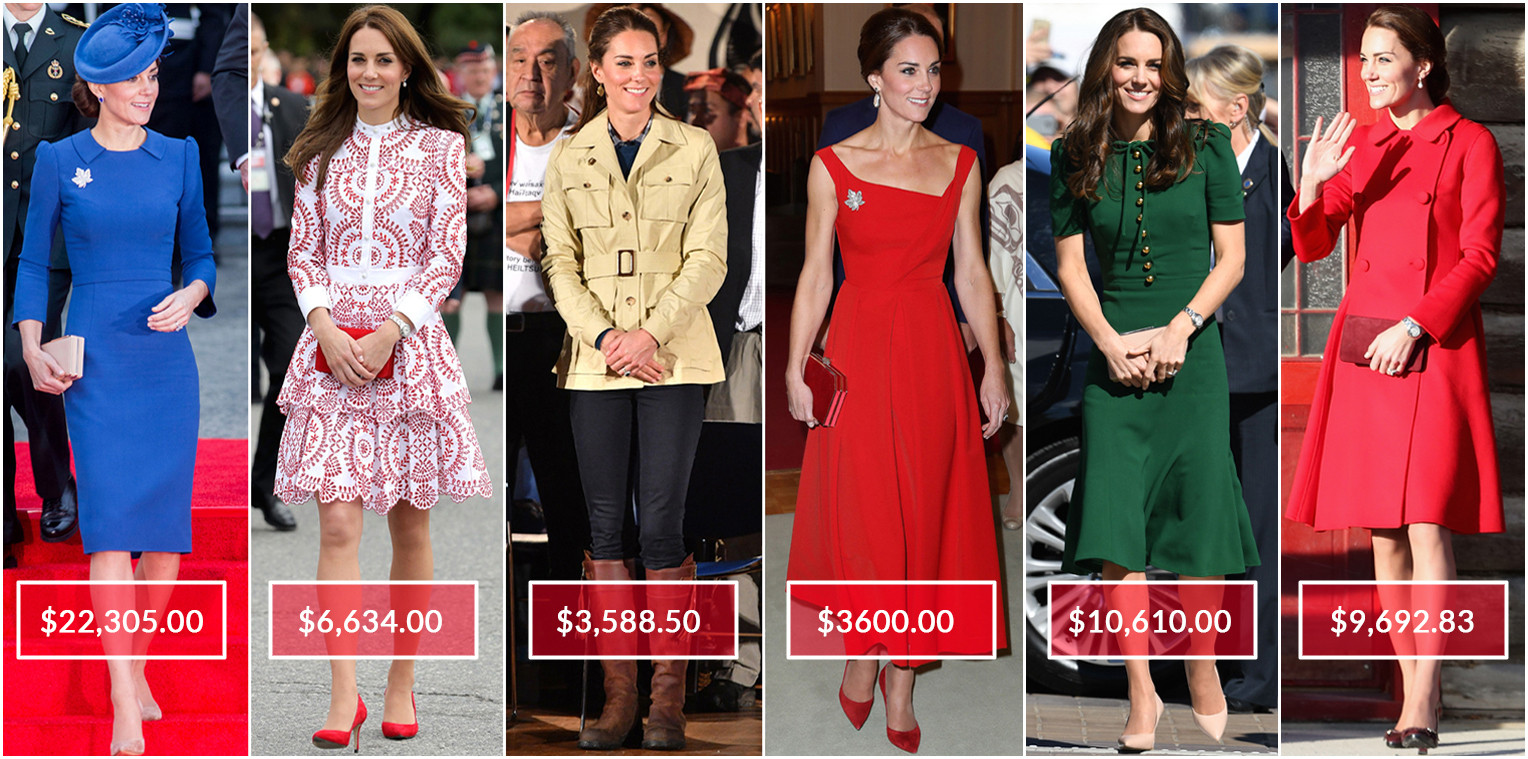 5f01207fd188 The Cost of Being Kate Middleton  All the Details on Everything the ...