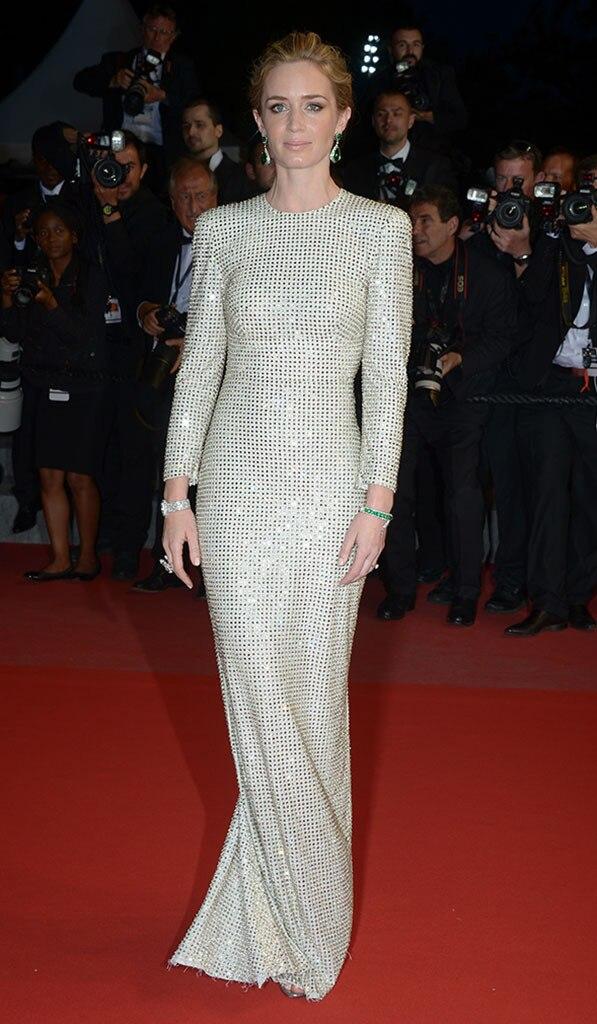 Emily Blunt, Cannes, Sicario