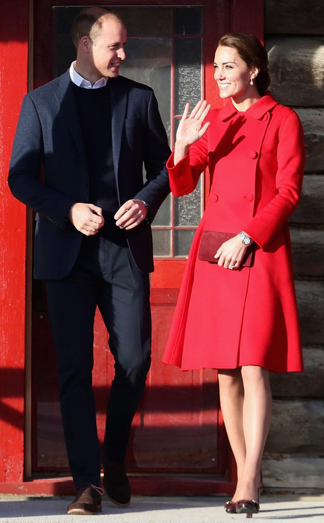 Prince William, Kate Middleton, Catherine, Duchess of Cambridge, Canada