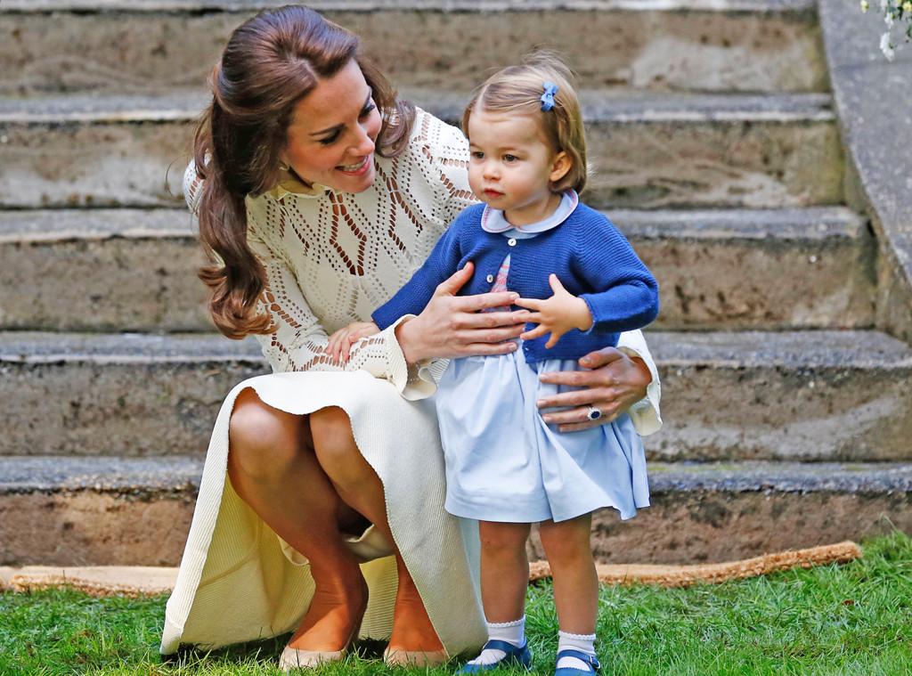 Princess Charlotte, Kate Middleton, Catherine, Duchess of Cambridge
