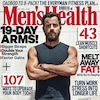 Justin Theroux, Men's Health