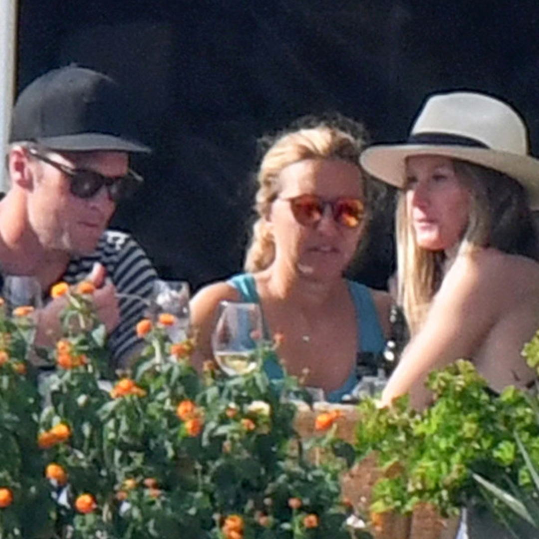 Gisele Bündchen And Tom Brady Break Their Diets: All The
