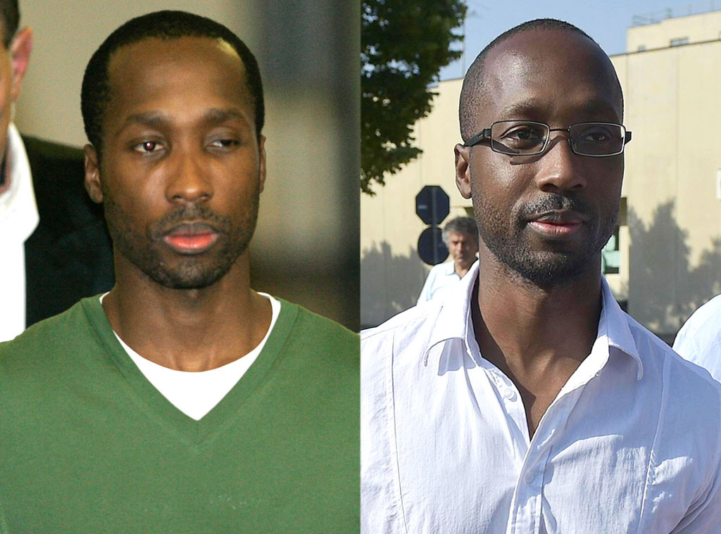 Rudy Hermann Guede, Amanda Knox Trial, Then and Now