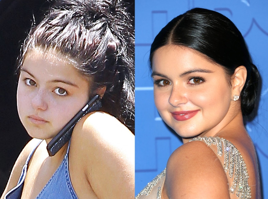 Ariel Winter, Stars Without Makeup