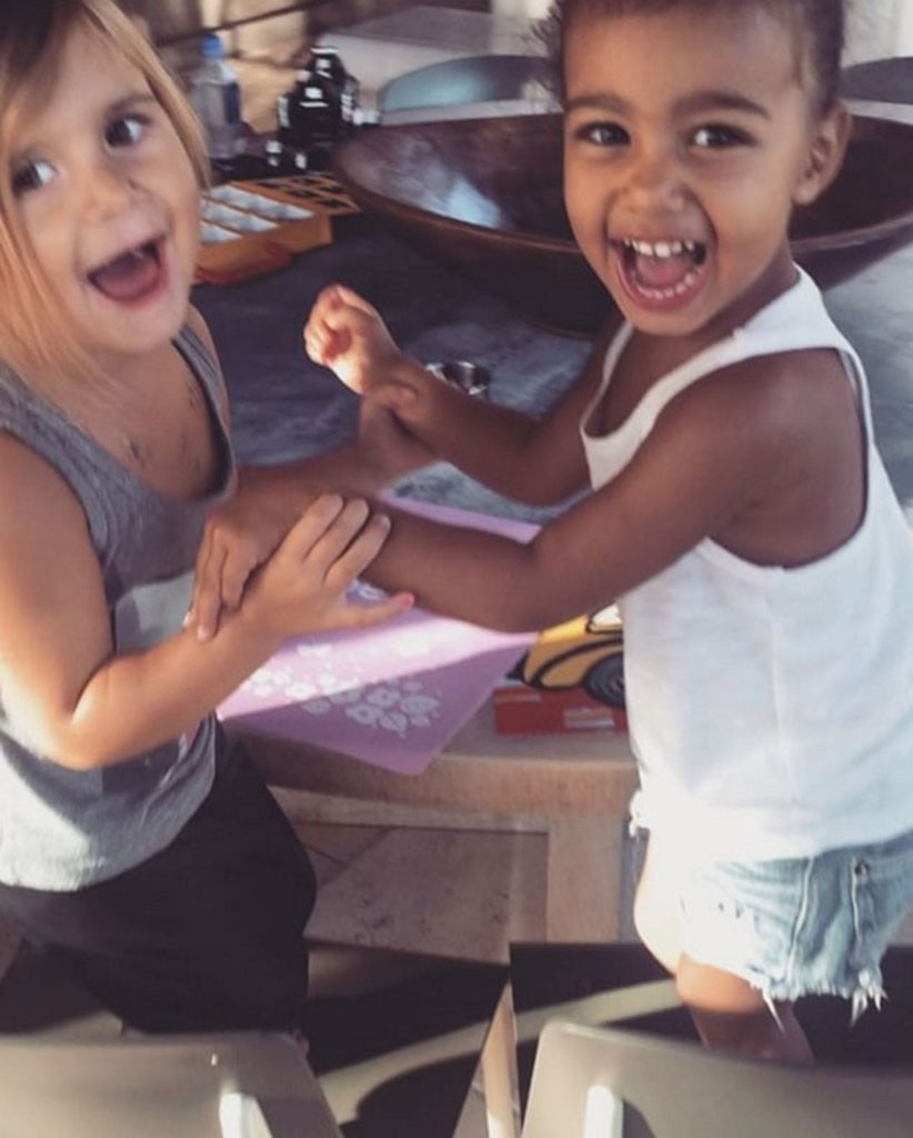 Penelope Disick, North West, Cutest Celeb Kids