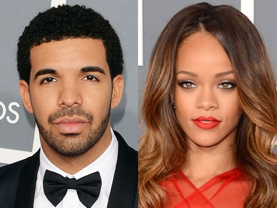Here's What Happened When Rihanna and Drake Reunited at His Birthday Party