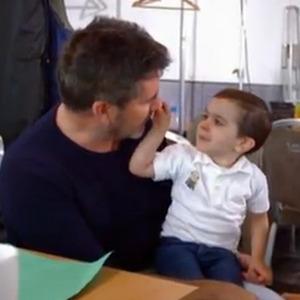 Simon Cowell, Eric Cowell, X Factor