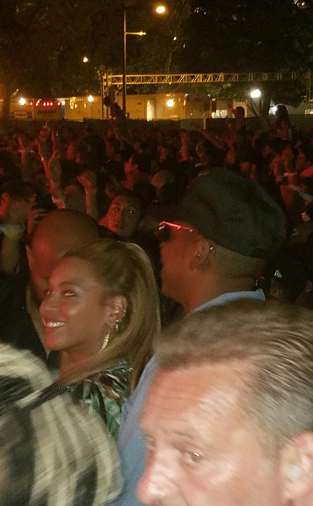 Birthday Girl Beyoncé and Jay Z Enjoy PDA-Filled Date Night at Made in America Festival