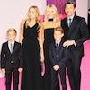 Patrick Dempsey, Jillian Fink, Children