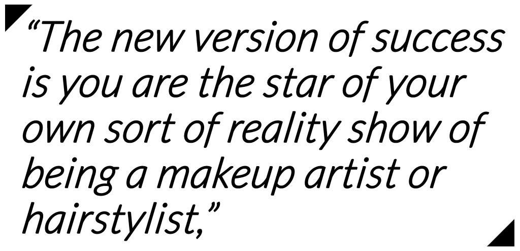 Glam Squad, Quotes