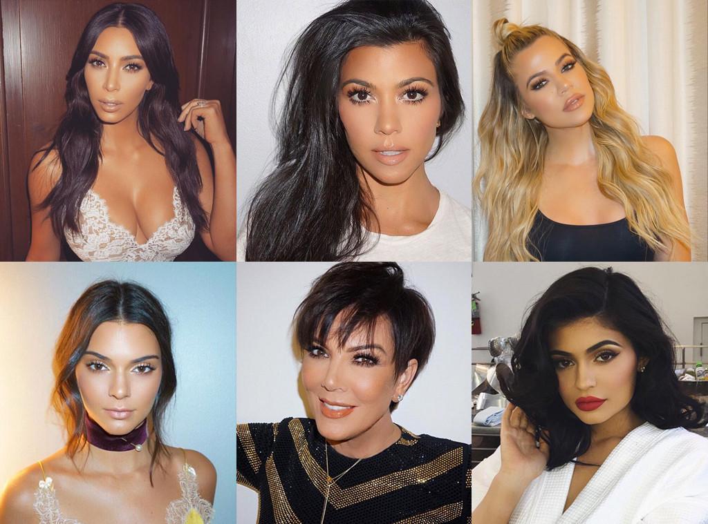 Glam Squad, Kardashians, Jenners