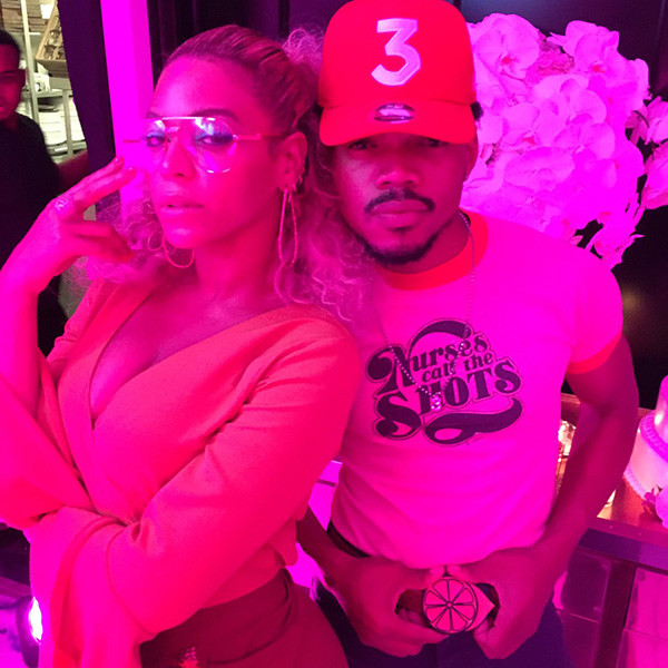 Beyonce, Chance the Rapper
