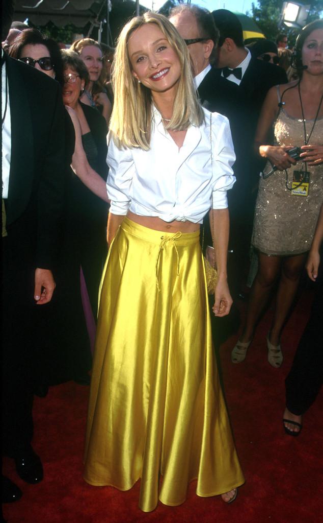 Calista Flockhart, Emmys, 1999