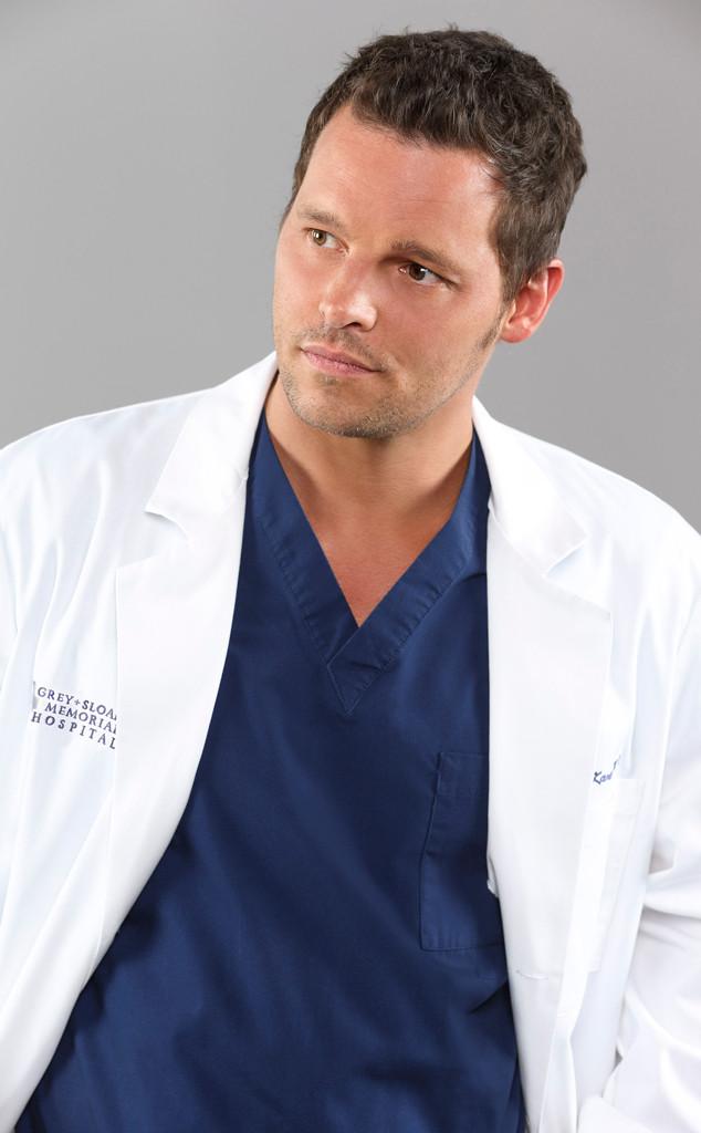 GreyS Anatomy Alex
