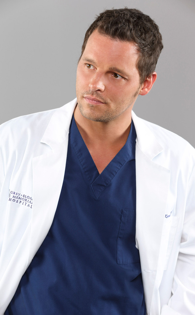 Justin Chambers, Greys Anatomy