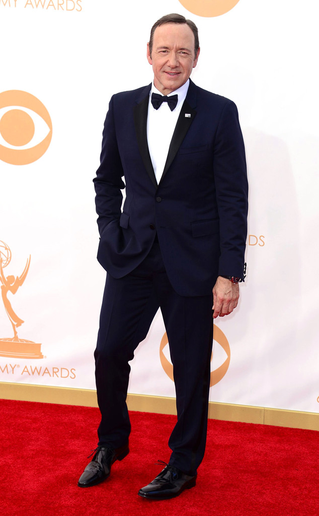 Kevin Spacey, Emmy Awards, Pokemon