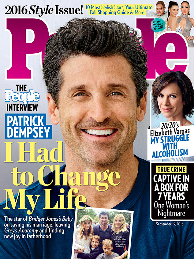 Patrick Dempsey: Why I Called Off My Divorce to Jillian ...