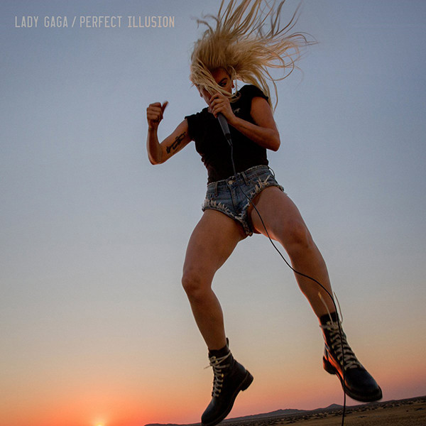 Lady Gaga, Perfect Illusion