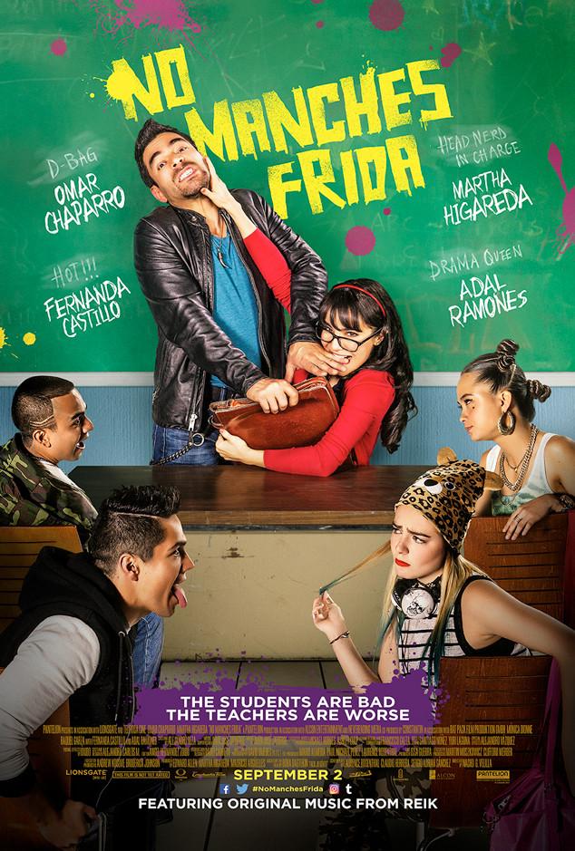 Fernanda Castillo, No Manches Frida