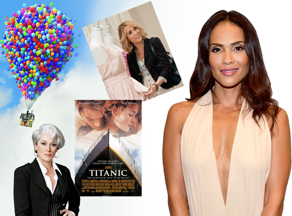 Going to the Movies with Lesley-Ann Brandt