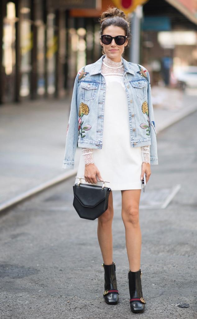 ESC: New York Fashion Week, Street Style