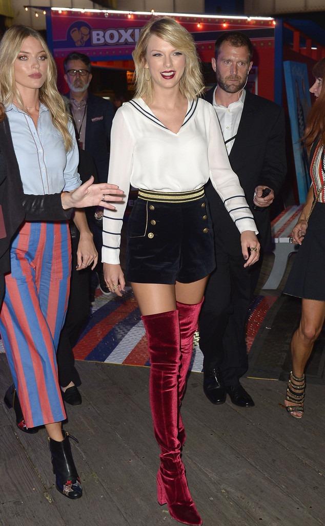 Taylor Swift, NYFW 2016
