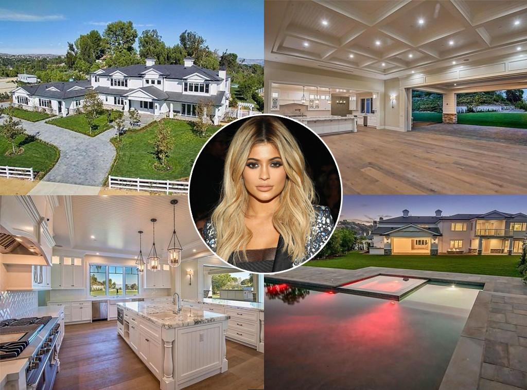 Kylie Jenner, Hidden Hills Home
