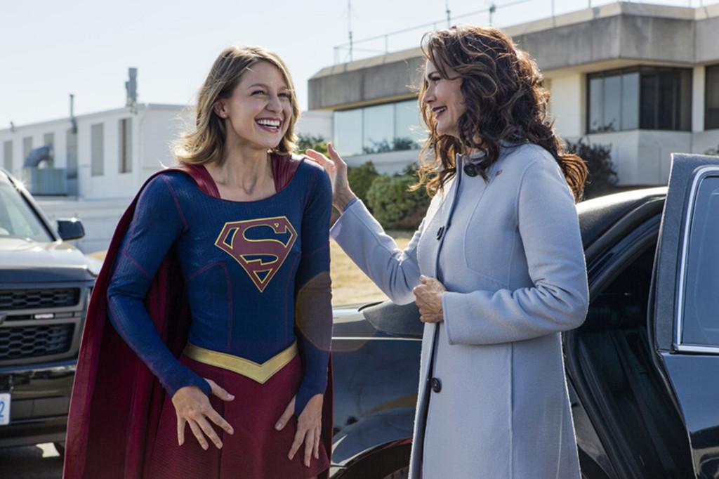Supergirl, Lynda Carter