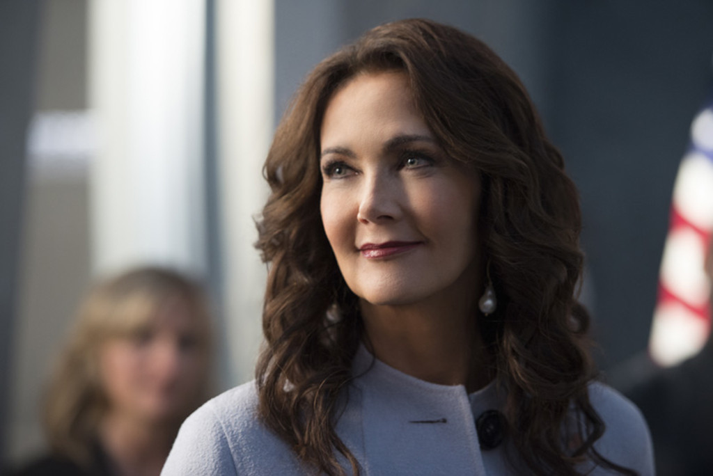 Supergirl, Lynda Carter