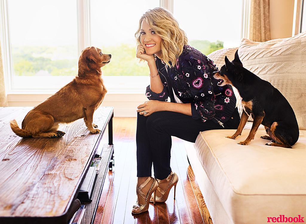 Carrie Underwood, Redbook