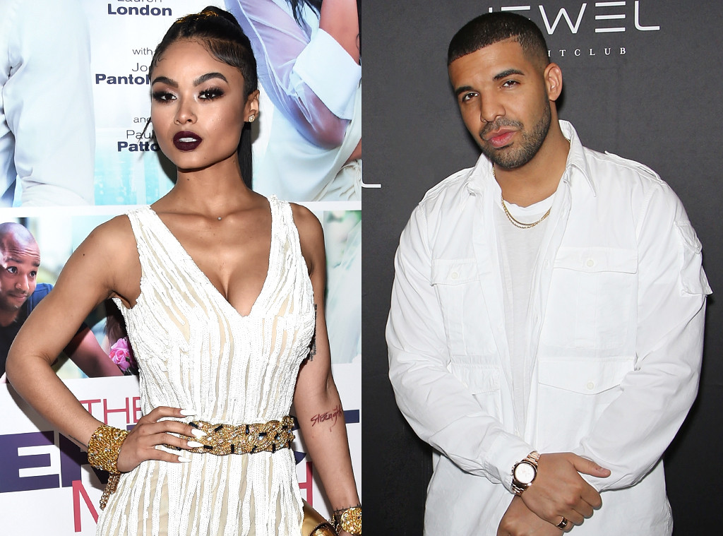 Drake, India Love Westbrooks