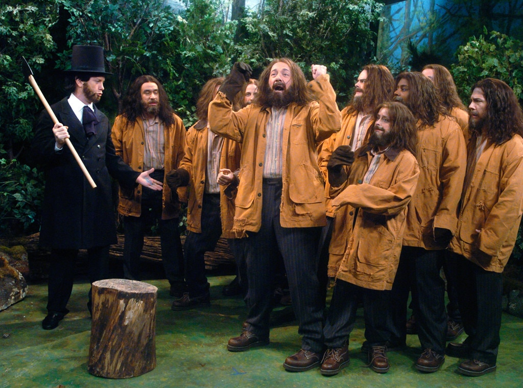 Darrell Hammond, Abraham Lincoln, SNL, Saturday Night Live