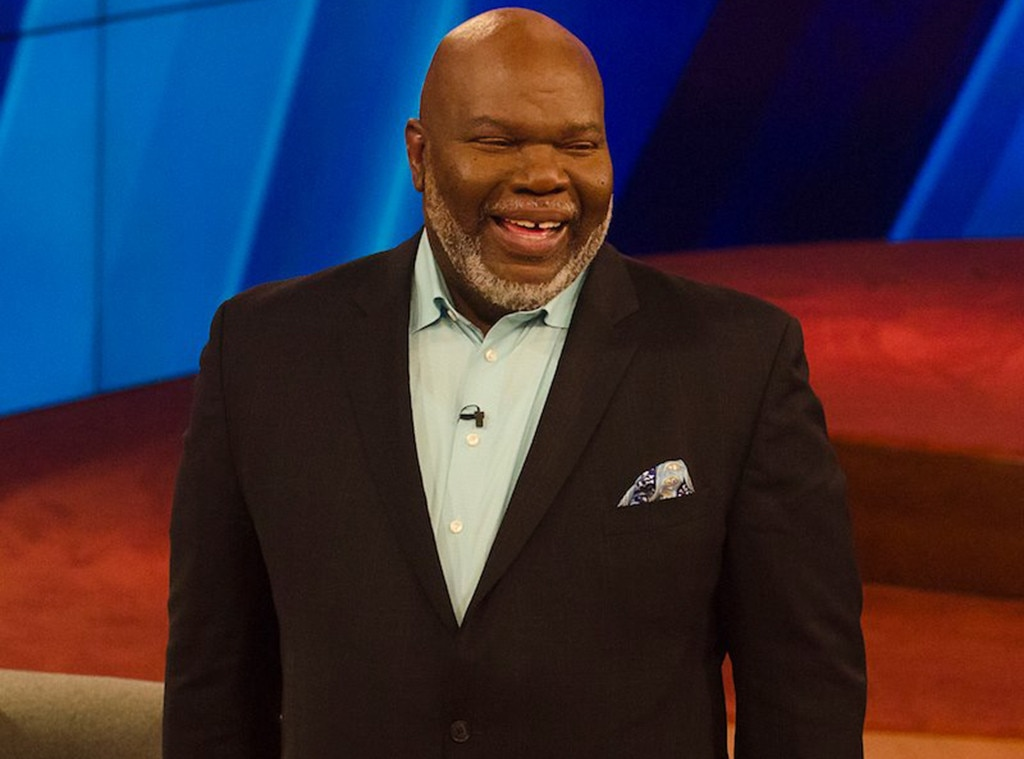 T D  Jakes from Celebs With Talk Shows | E! News