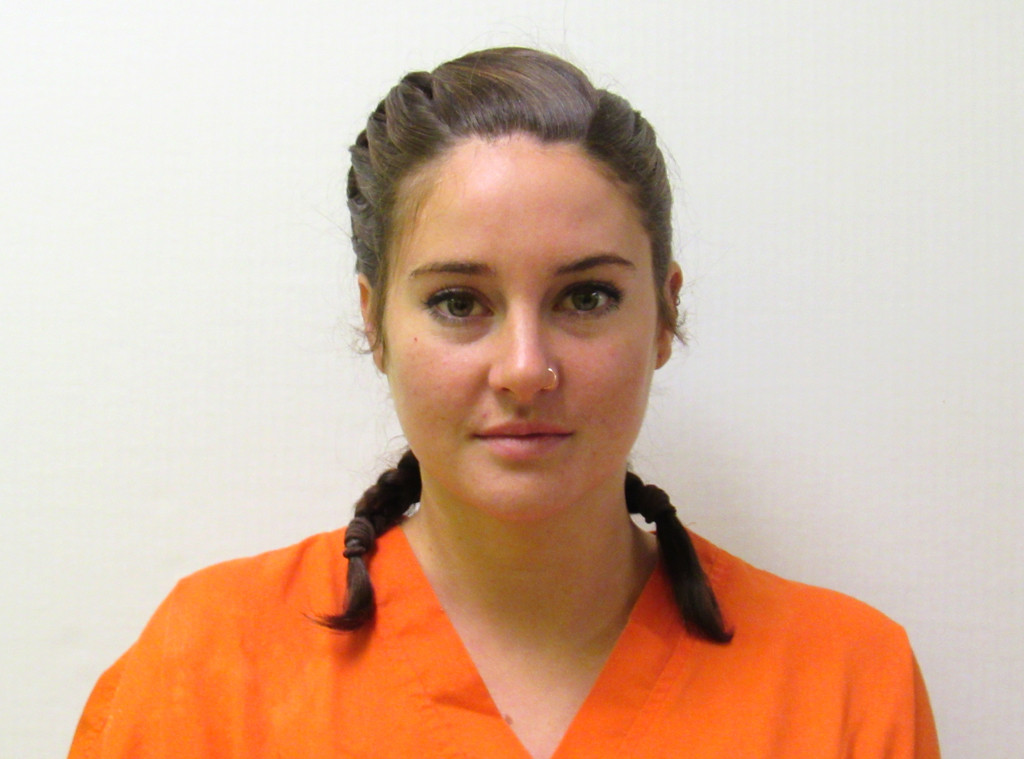 Shailene Woodley Arrested for Criminal Trespassing While