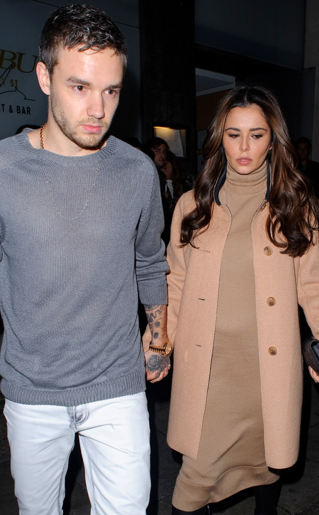 May 2016 From Cheryl Cole And Liam Payne S Relationship Timeline E