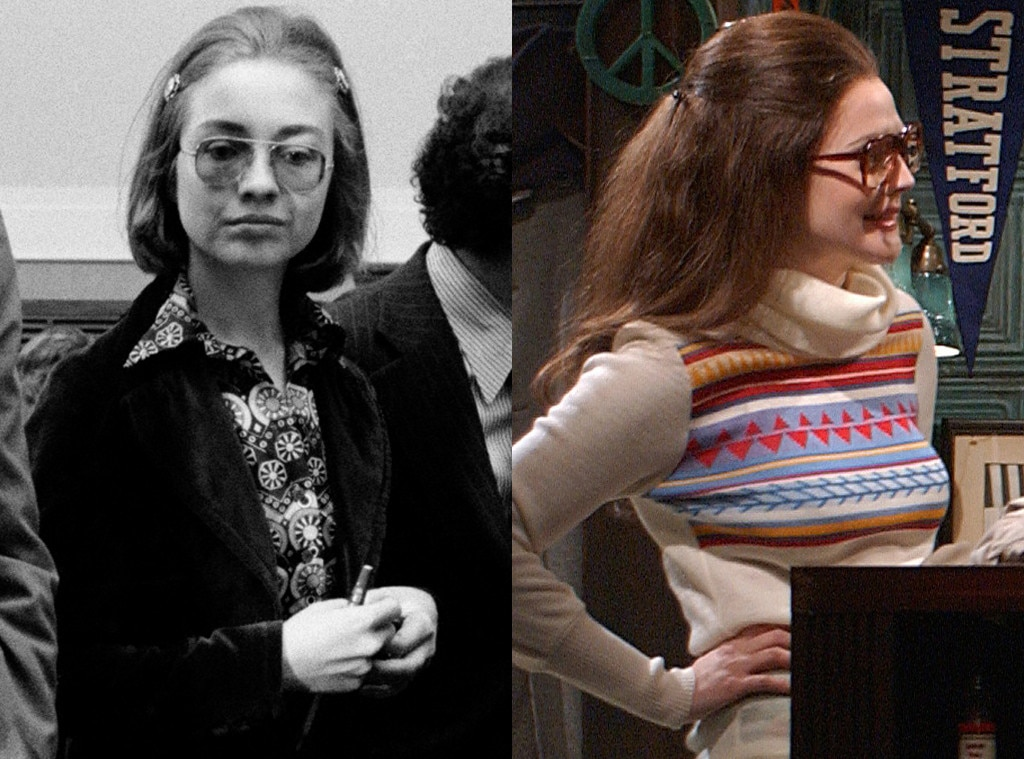 Hillary Clinton, Drew Barrymore, SNL, Saturday Night Live