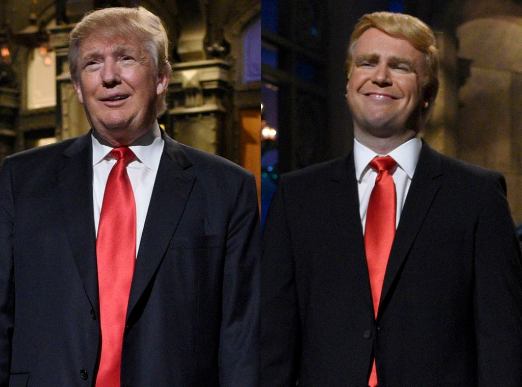 Donald Trump, Taran Killam, Saturday Night Live, SNL