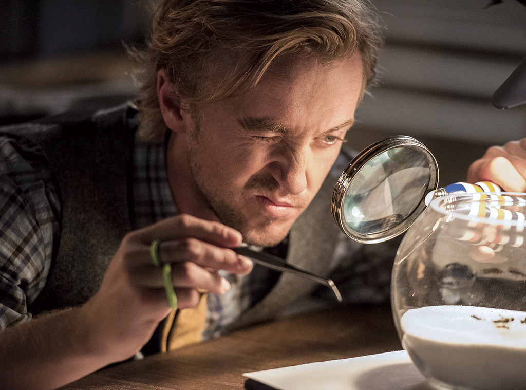 The Flash, Tom Felton