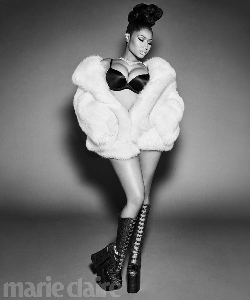 Nicki Minaj, Marie Claire