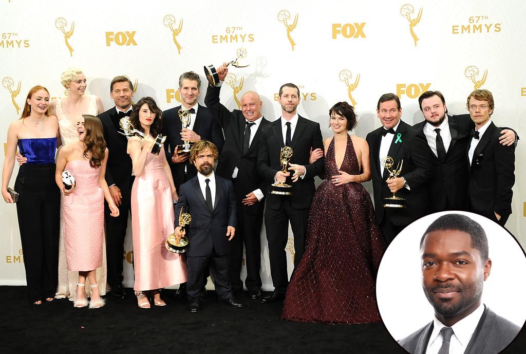 Game of Thrones Cast, David Oyelowo