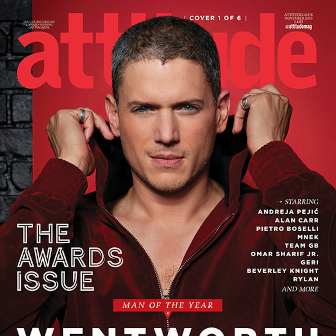Wentworth Miller Sends An Inspiring Message To LGBTQ Youth