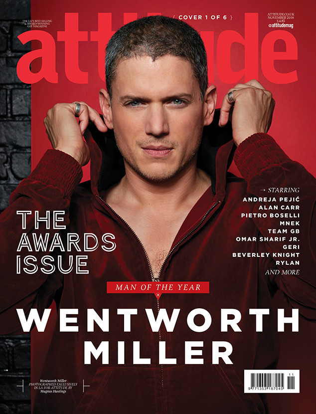 "Wentworth Miller Sends an Inspiring Message to LGBTQ Youth: ""It Gets Better"""
