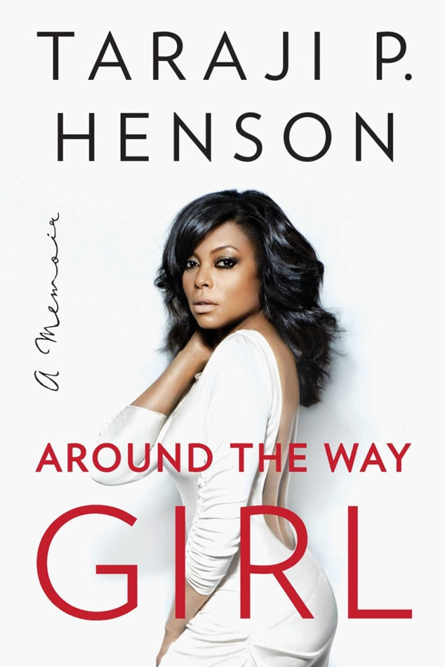 Taraji P. Henson, Around The Way Girl Book