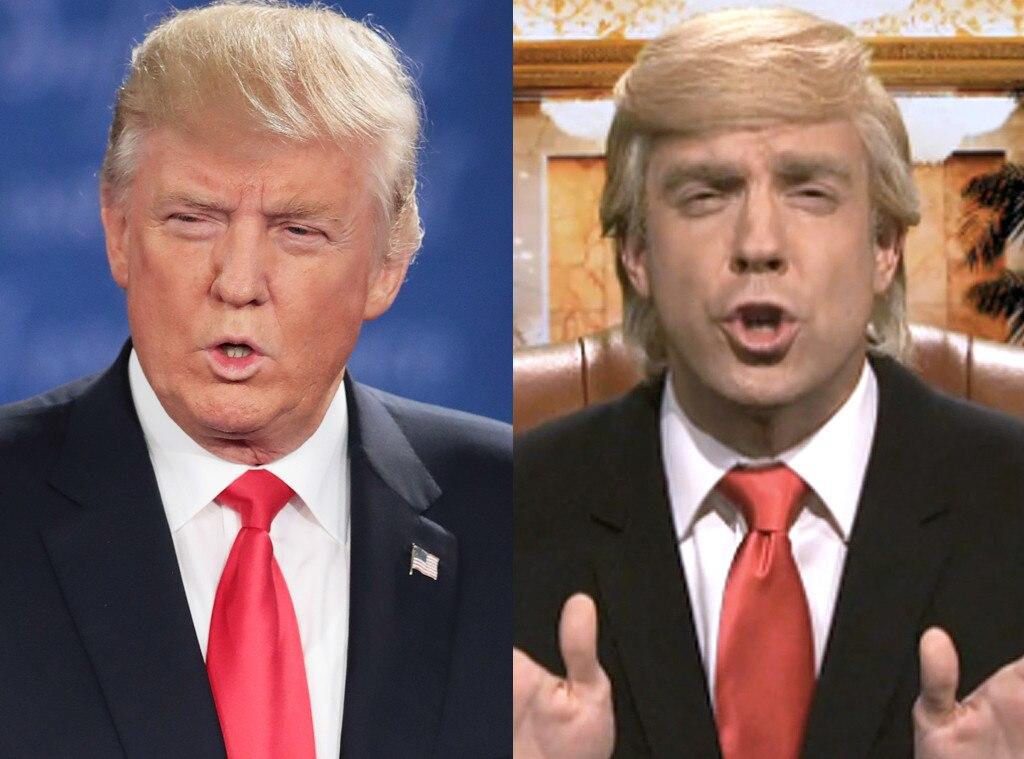 Donald Trump, Jason Sudeikis, SNL, Saturday Night Live