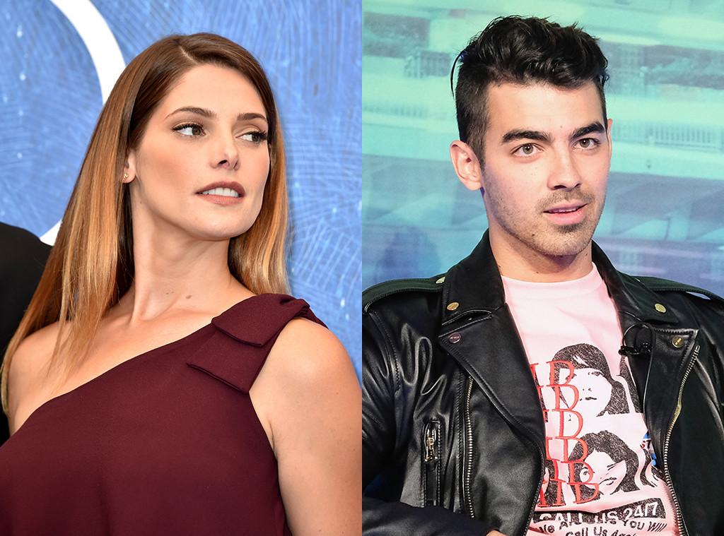 Ashley Greene, Joe Jonas
