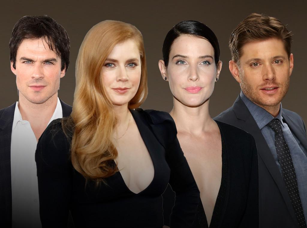 Smallville, Ian Somerhalder, Amy Adams, Cobie Smulders, Jensen Ackles