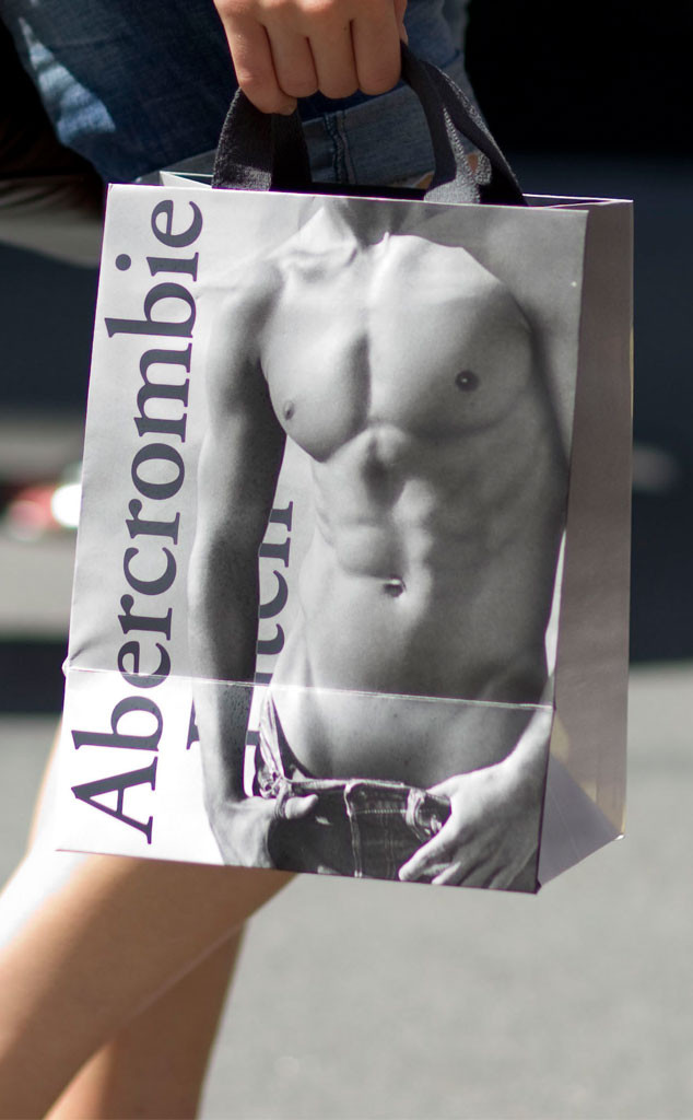 Abercrombie Axed The Abs In Ads So