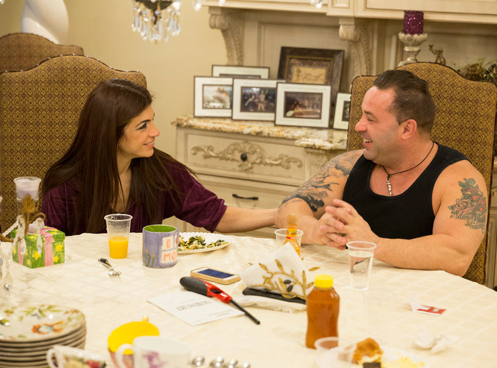 Teresa Giudice, Joe Giudice, The Real Housewives of New Jersey