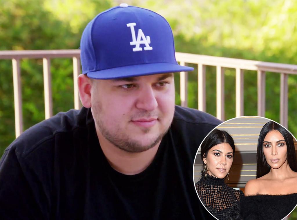 Blac Chyna, Rob Kardashian, Rob & Chyna, Kim Kardashian, Kourtney Kardashian