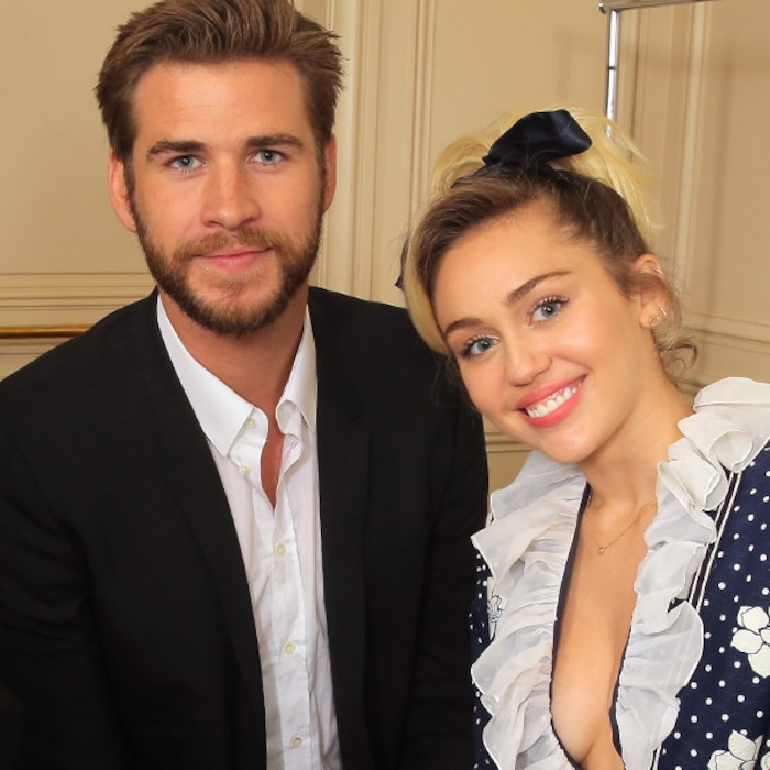 Why Fans Think Miley Cyrus And Liam Hemsworth Are Married E News